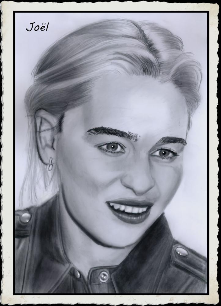 Emilia Clarke by klk68
